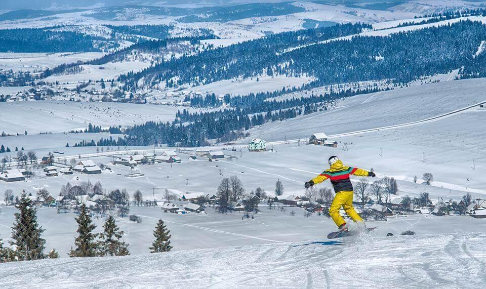 Горнолыжная Львовщина: 11 малоизвестных мест для зимних катаний|В дороге - сайт о путешествиях и приключениях