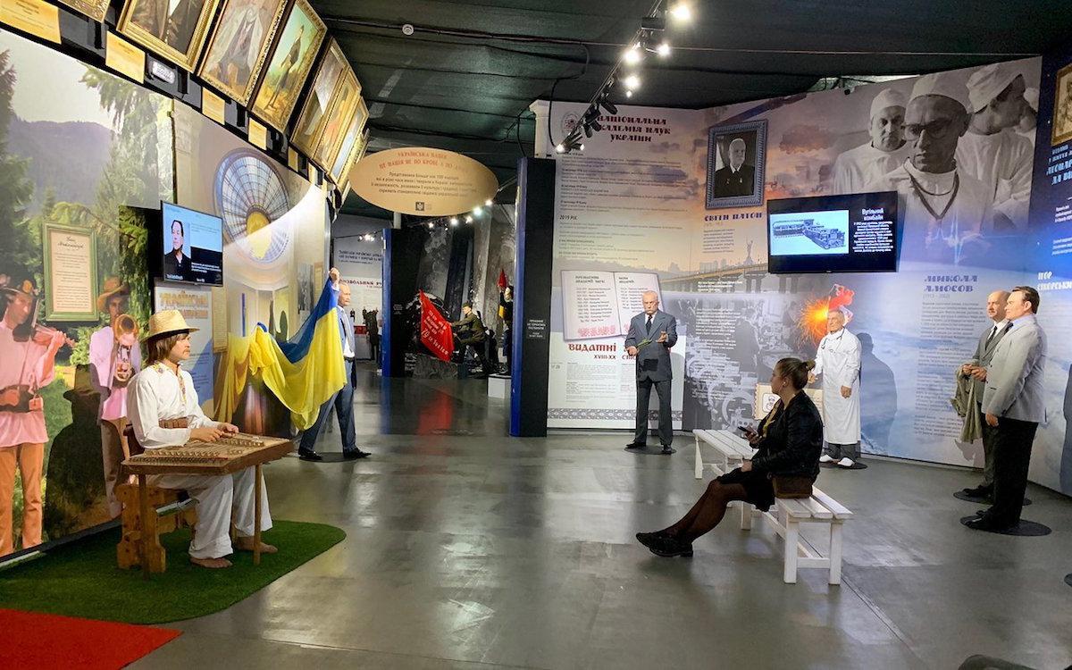 Нескучный урок истории в Музее становления украинской нации|В дороге - сайт о путешествиях и приключениях
