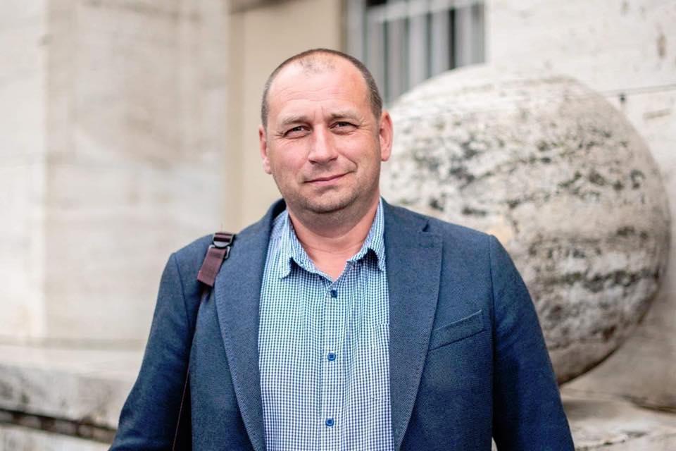 Федір Шандор у топ-8 найяскравіших екскурсоводів України
