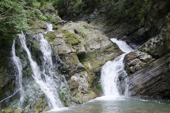 Водопад Шешорский Гук (туры от 3500 грн)