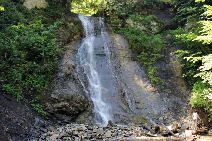 Водоспад Великий Гук
